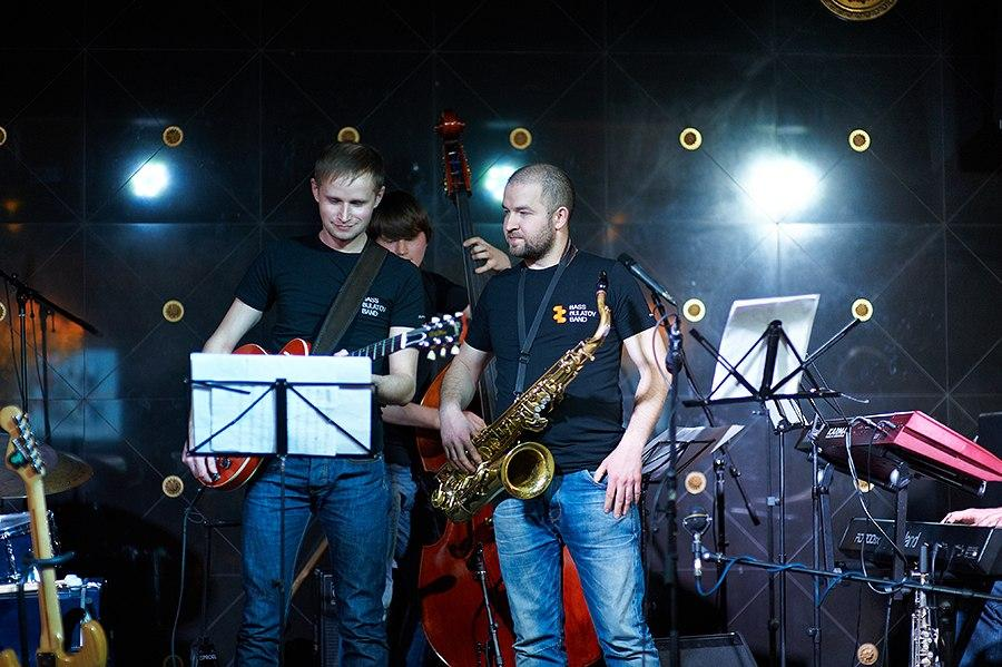 11.04.2013 BassBulatovBand
