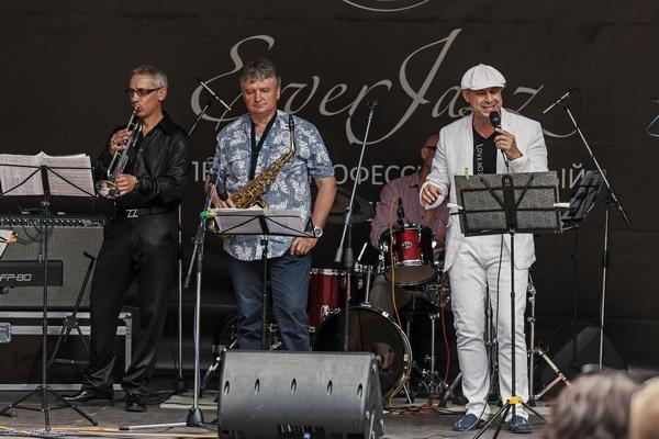 Летний джазовый open-air Фестиваль EverJazz 28.06.14